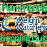 Plan-Friendly Weight Watchers Shopping Guide