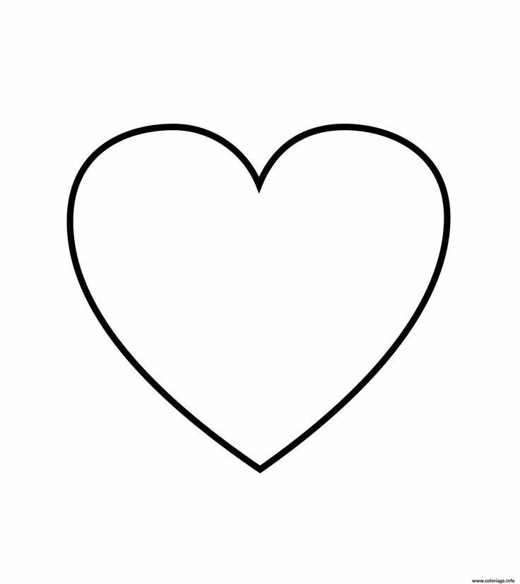 Unique Grand Coeur A Imprimer Grand Coeur A Imprimer ...