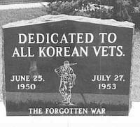 Dedicated to all Korean Vets.