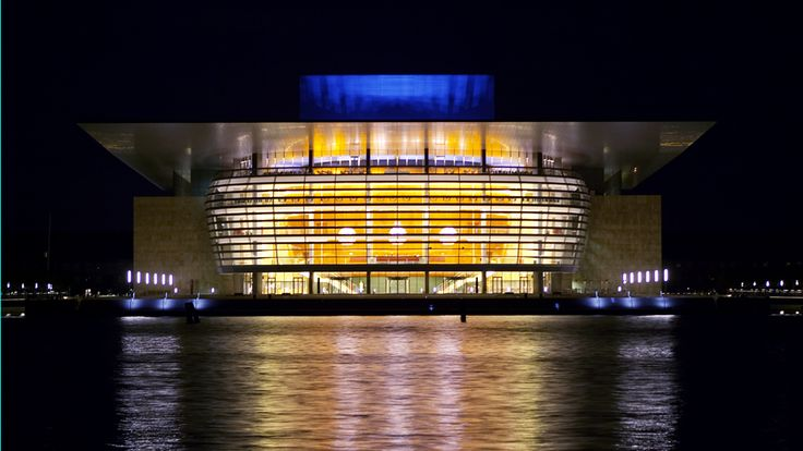 The Royal Danish Opera House - Henning Larsen - Copenaghen