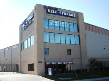 Self Storage Dallas   503 S. Haskell Ave Dallas, TX 75223