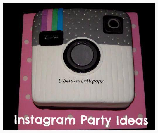 Instagram Party Ideas  #instagram #instalove #partyideas #decorations