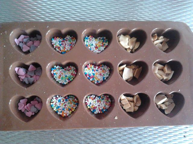 Sarah Yasmina: Koken: Bonbons maken!