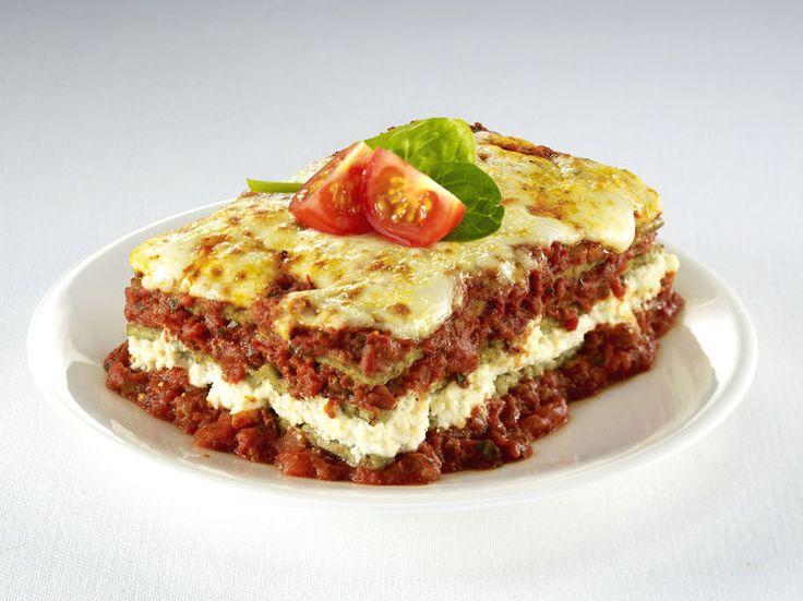 Avec les lectrices reporter de Femme Actuelle, découvrez les recettes de cuisine des internautes : Lasagnes végétariennes sans béchamel