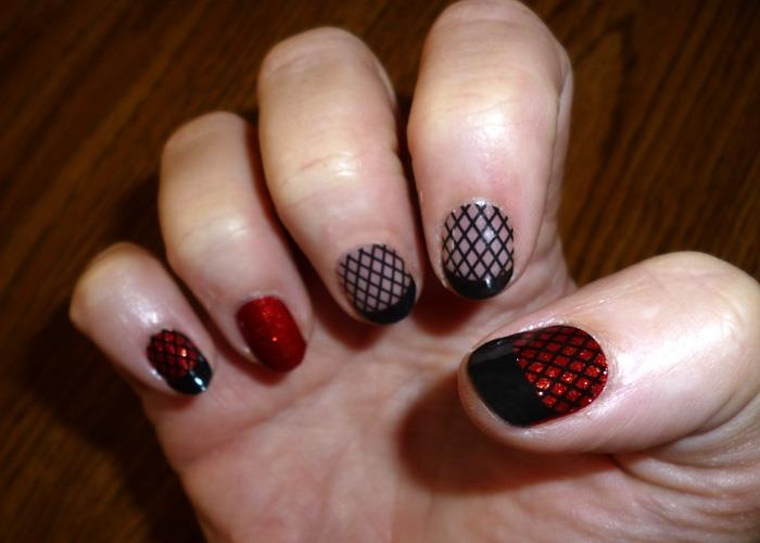 8 best Layered Jamberry Wraps images on Pinterest | Jamberry nails ...
