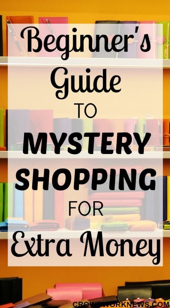 Here is a very detailed post about how you can make some extra cash and have fun being a Mystery Shopper.