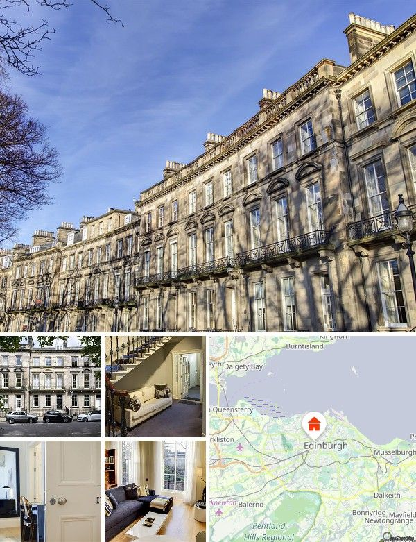Clarendon Luxury Apartments (Edimburgo, Grã-Bretanha)
