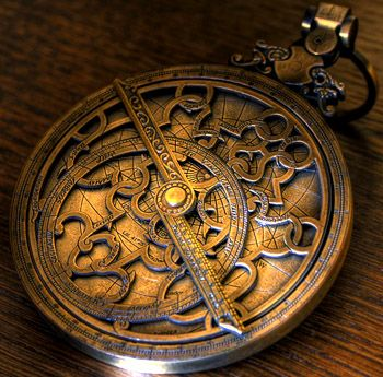 Astrolabe- the star compass
