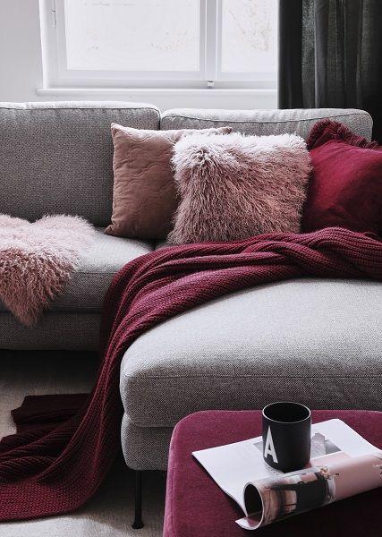 Wir lieben Interior! Deshalb haben wir unsere eigenen Möbel und Wohnaccessoires …   – Kissen & Decken | Westwing