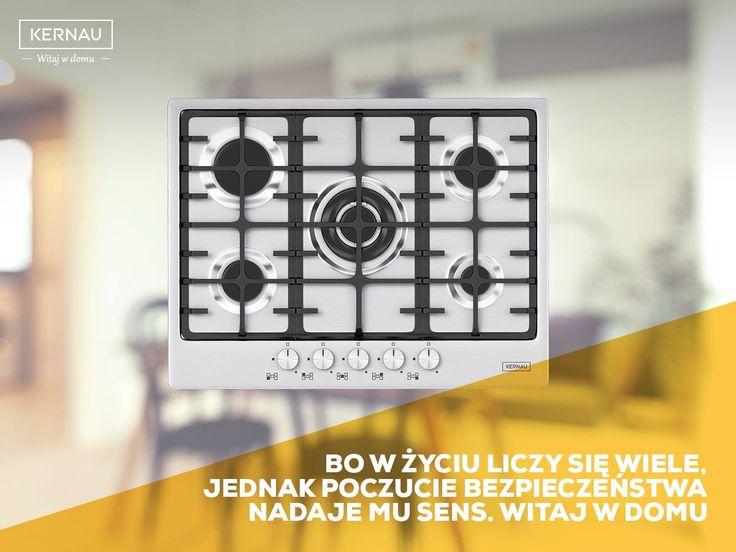 Pragniesz kuchni innej niż u wszystkich ♥♥♥? Jeżeli tak, mamy dla Ciebie niebanalną propozycję. Co powiesz na niezwykle elegancką płytę gazową KGH 7511 TCI X? Napiszemy tylko, że została wyposażona w 5 palników, w tym palnik TURBO o mocy 3800 W, dzięki któremu możliwe jest bardzo szybkie osiągnięcie wysokich temperatur grzania: http://bit.ly/Kernau_KGH7511TCIX