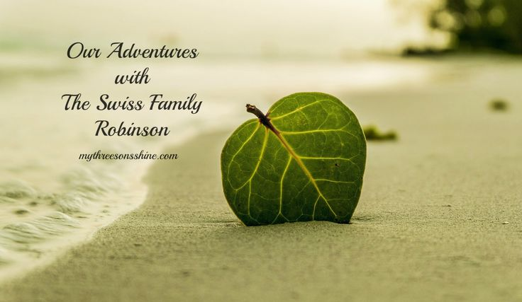 essay on swiss family robinson · the swiss family robinson - 1851/conclusion amiable swiss girl, who suits us well, and who is delighted to see once more her kind aunt.