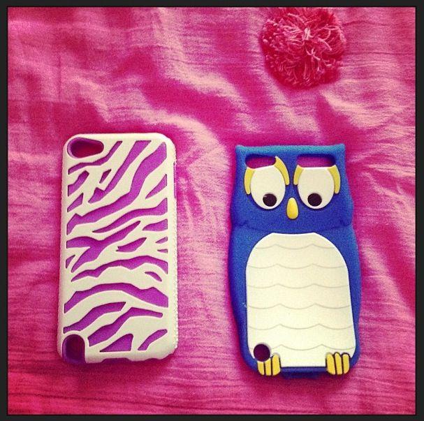 My cases! ;)