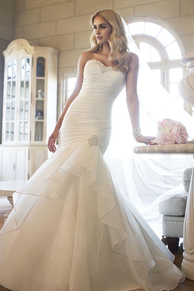551 best wedding dresses veils images on pinterest marriage stella york wedding dresses ombrellifo Image collections