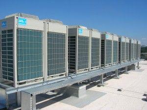 VRF Klima Sistemleri teknolojinin getirdiği iklimlendirme sistemlerinin en gelişmiş ve kullanışlı halidir. VRF Klima Sistemi aynı anda havayı istenildiği dereceye kadar işleyen 50 adete kadar modüler destek verebilen bir dış klima ünitesine bağlanır. http://www.guvenklima.com/vrf-klima-sistemleri