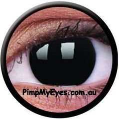 You can't go to a costume party without a pair of crazy contact lenses! Pick up a pair from our selection of crazy contacts and make yourself look freaky.