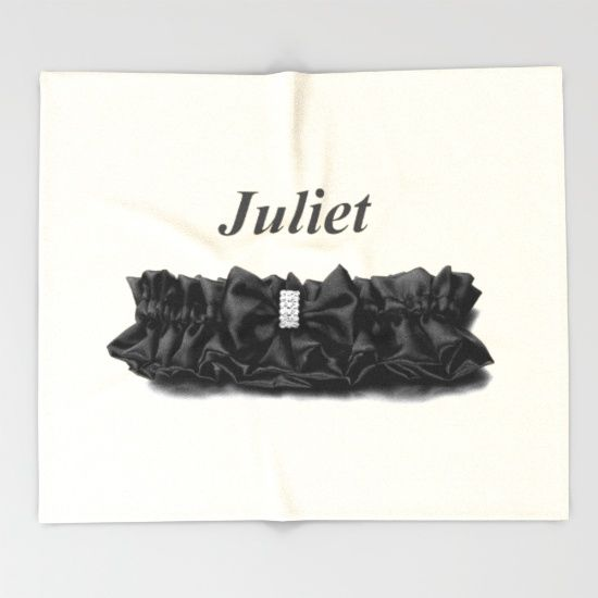 Buy Juliet Throw Blanket by Azima. Worldwide shipping available at Society6.com. Just one of millions of high quality products available.