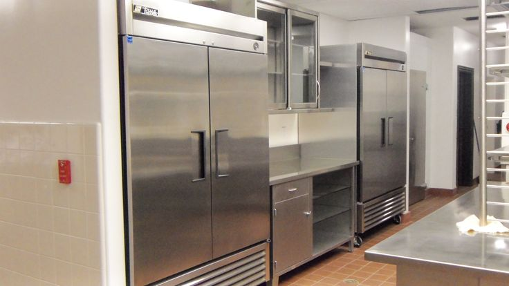 Refrigeration center napa valley winery a detailed commercial kitchen design plans code for Commercial kitchen design regulations