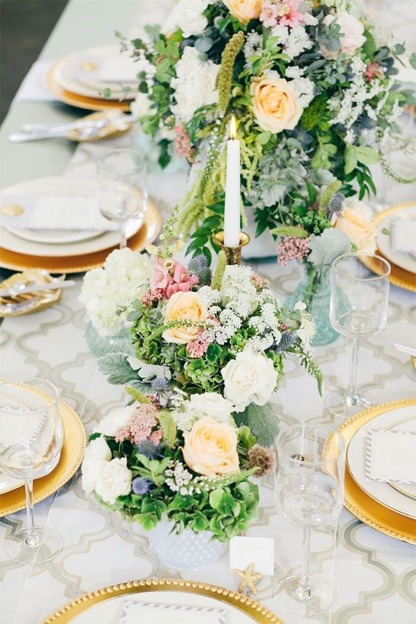 25 Of The Most Beautiful Wedding Reception Decor And Table Settings Ideas I Ve Ever Seen Inspirations Decorations