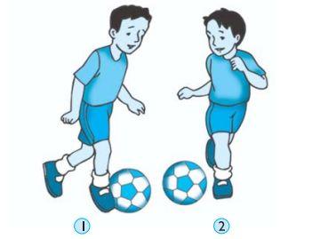 Cara Menggiring Bola (Driblling) dalam Sepak Bola