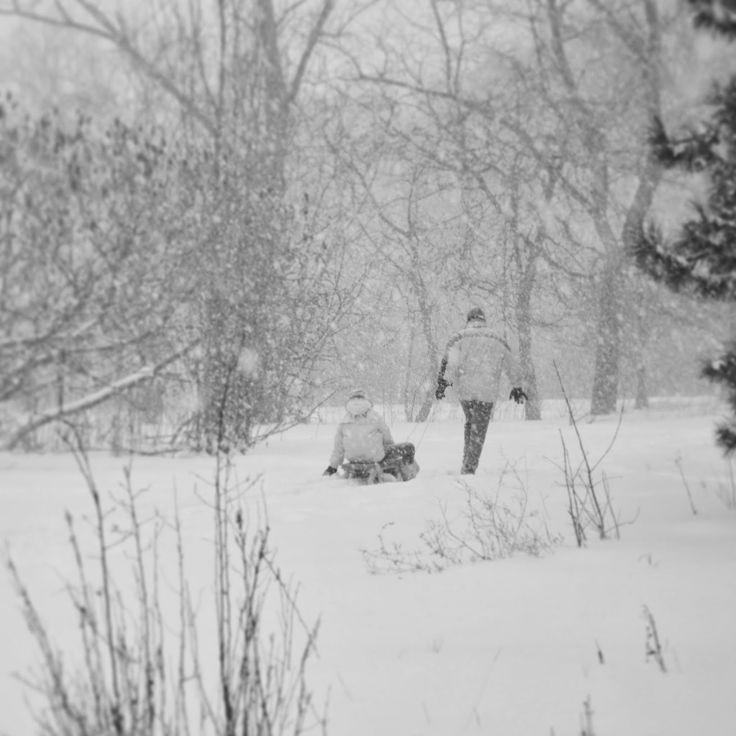 Charming Bucharest: White winter