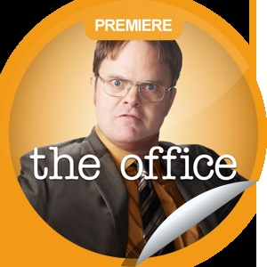 Check in to GetGlue TONIGHT for your exclusive premiere sticker! #TheOffice: Offices Work, Exclusively Premier, Premier S9E1 10 20 12, Offices Nbc, Getglu Theoffic, Offices Seasons, Steffi Dolls, Offices Premier, Offices Character