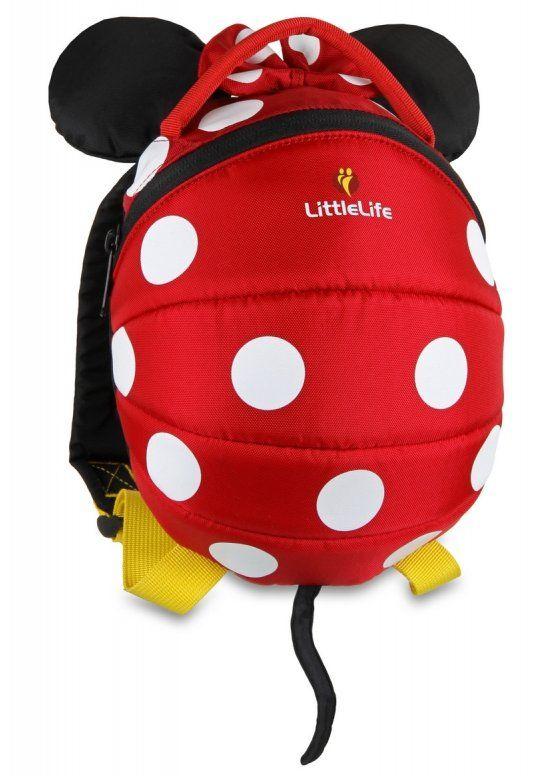 Plecaczek Myszka Minnie 1-3 LittleLife Disney