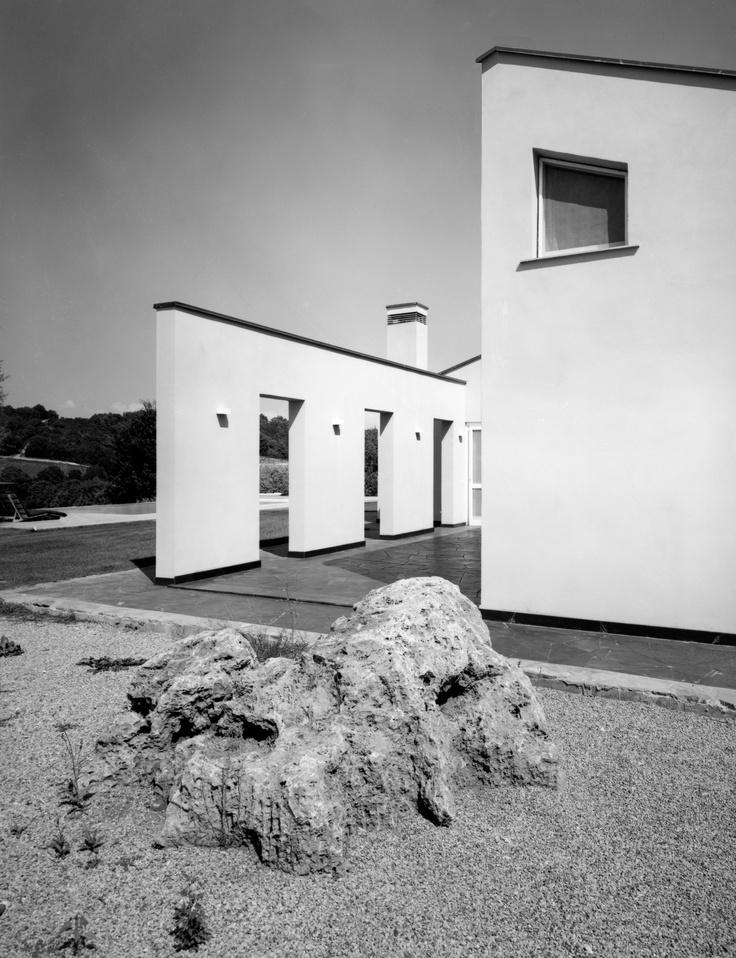 Franco Purini - Laura Thermes -Una casa in Maremma - Per Info: http://www.casearchitetture.it/index.php?id=21_progettista=48