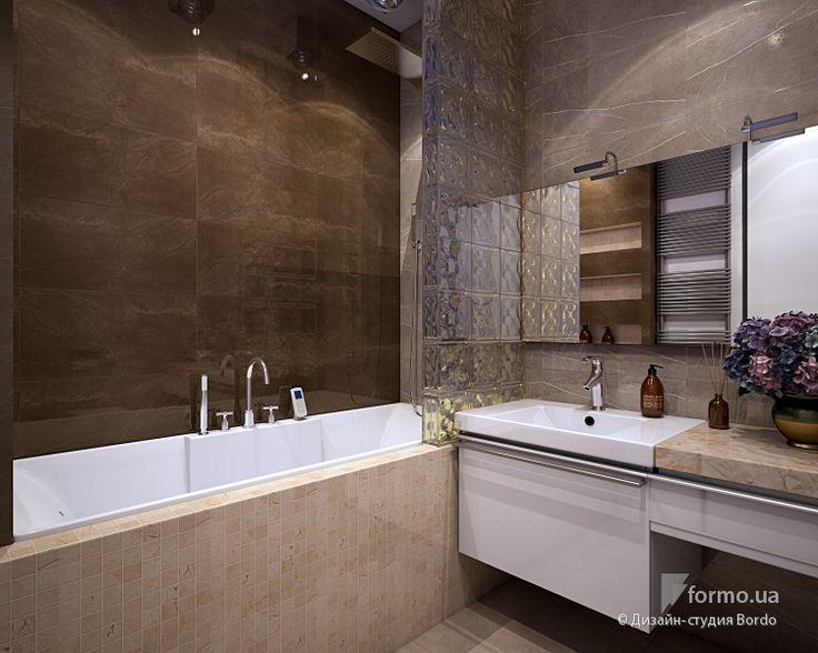 Уютное жилье семьи с ребенком, Дизайн-студия Bordo, Ванная/Санузел, Дизайн интерьеров Formo.ua