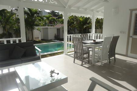 Check out this awesome listing on Airbnb: Villa for 8 people near the beach - Houses for Rent in Las Terrenas