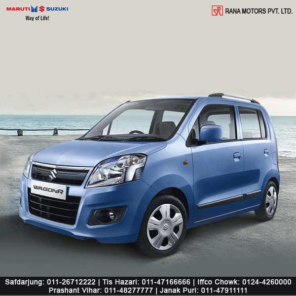Greatness comes from within. Make all your rides pleasant with an adjustable steering, power windows and the superior Auto Gear Shift technology. http://www.ranamotors.co.in/toolkit/maruti-suzuki-wagonr-en-in.htm  Contact Numbers:- Safdarjung: 011-26712222 Prashant Vihar: 011-48277777 Iffco Chowk: 0124-4260000 Tis Hazari: 011-47166666 Janak Puri: 011-47911111  #MarutiSuzuki #WagonR #AutoGearShift #RanaMotors #NewDelhi #Gurgaon