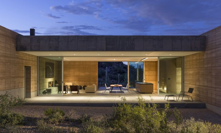 Tucson Mountain Retreat / DUST