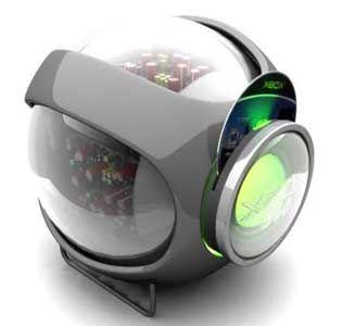 Xbox 720 fan-made concept design