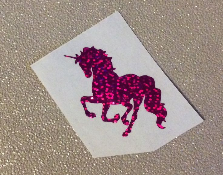 Unicorn decals for mugs. Can be personalised. Holographic, pink. Made in Scotland. by Sianscraftyvinyl on Etsy https://www.etsy.com/uk/listing/551083517/unicorn-decals-for-mugs-can-be