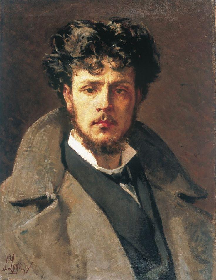 Silvestro Lega (Italian,1826-1895).