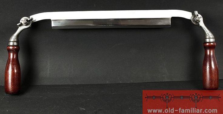 Greenlee Draw Knife folding handle No 635 / 10 (Ochsenkopf Zugmesser)