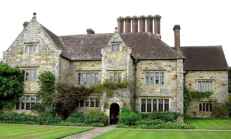 Una foto della residenza di Rudyard Kipling, dal 1939 aperta al pubblico.