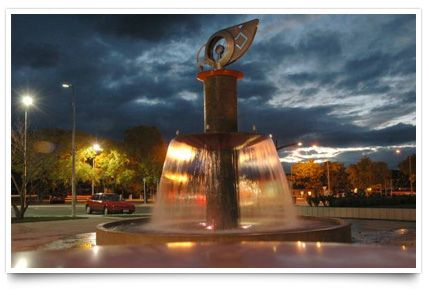 Havelock North Fountain