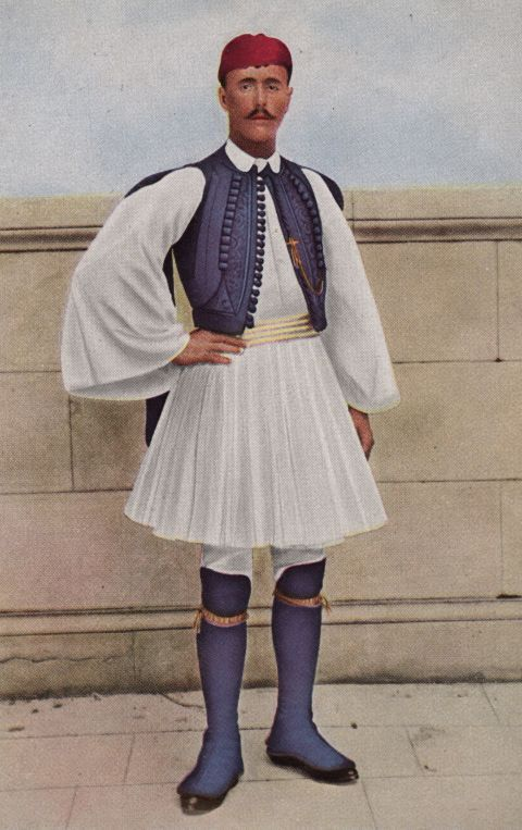 Greek shepherd Spyridon Louis is the winner of the 40 km marathon at the first modern Olympics games held in Athens in 1896. Women are not formally invited to the event, though they're not explicitly barred.
