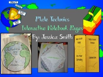 A compilation of 9 plate tectonics resources including foldables, word/meaning sort, pages to glue in, and a layers of the earth flip book, that can be used in your students' science interactive notebooks. Resources could be used at science centers, for warm ups/exit tickets, in-class, notes, partner work, etc.