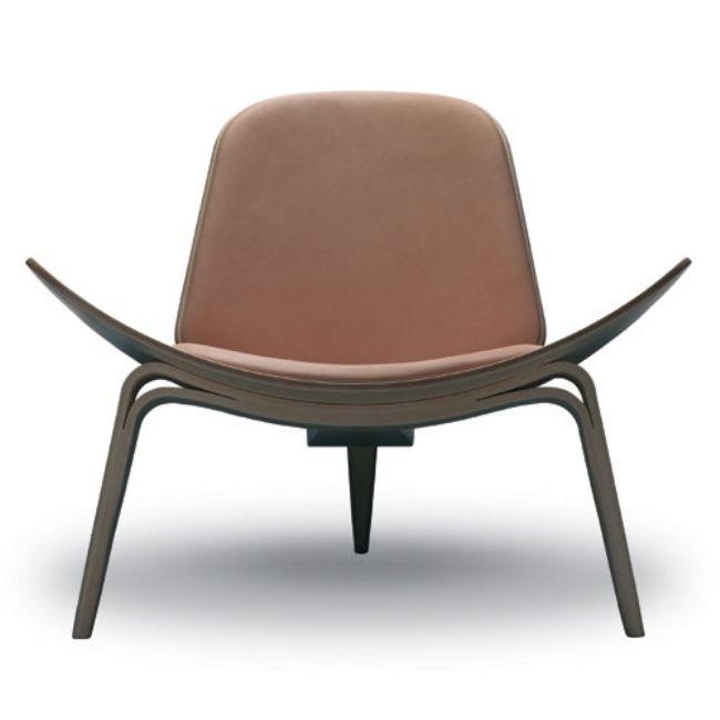 Hans J. Wegner CH 07 Skalstolen - danskdesign.nu