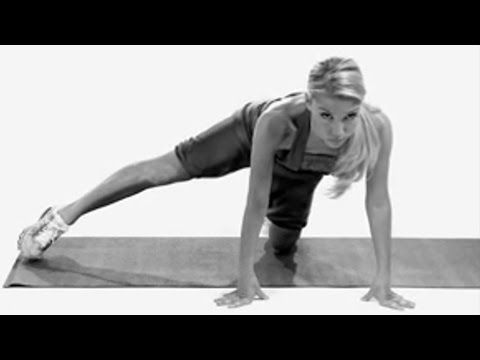 Tracy Anderson 30 day method PART 1 Fitness videos, home fitness - YouTube