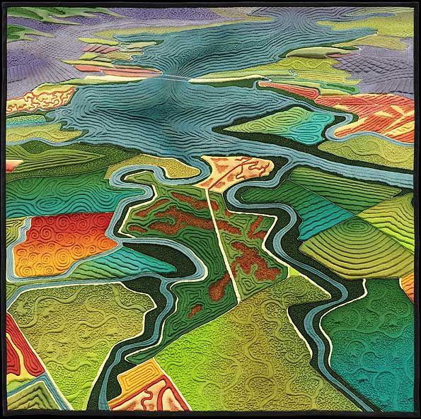 125 best Quilts Map Quilts images on Pinterest Map quilt Map