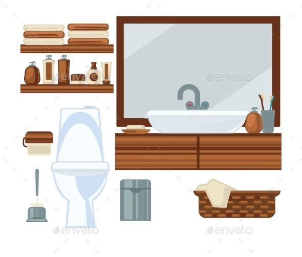 Picture Gallery Website Toilet and Sink in Bathroom