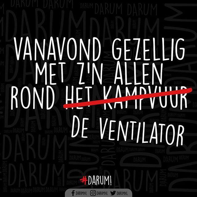 Gezellig #darum #ventilator