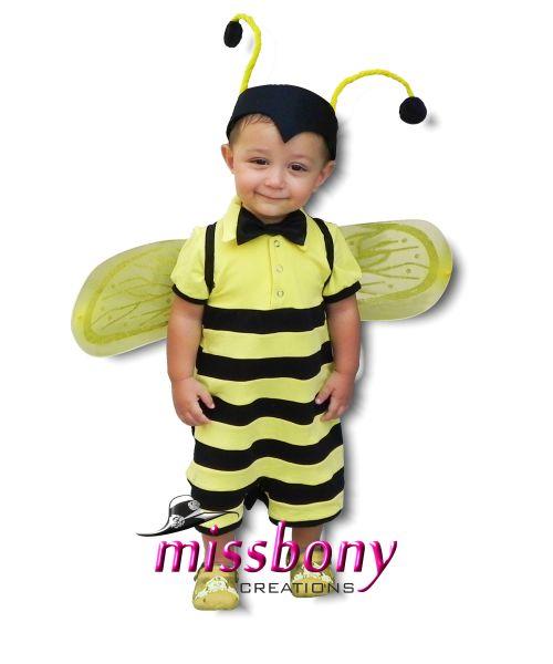 Arı Maya Bebek Kıyafeti