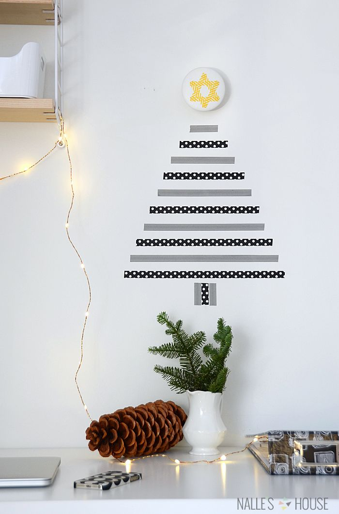 Washi+tape+christmas+tree+1 edited 1 クリスマス