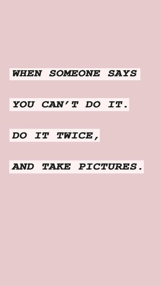 10 Inspirational Quotes from Functional Rustic 10.11.18 porque você consegue (e pode) fazer tudo que você quiser. 💛