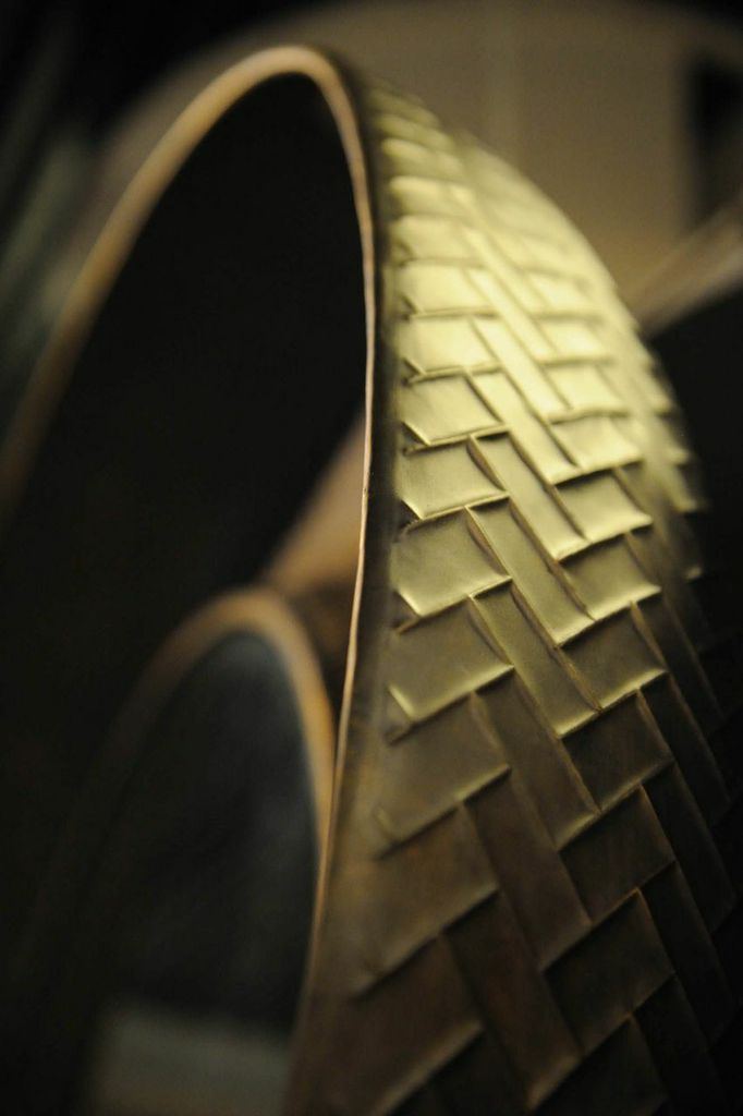 Detail shot of Tampah Mirror by eugenio hendro for NOOK 2012