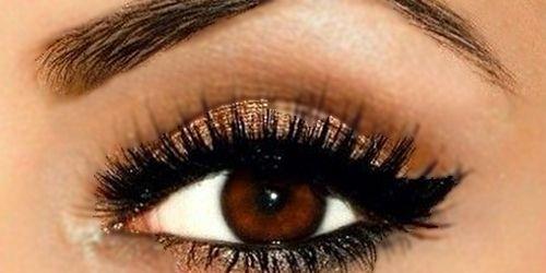 Il MakeUp Perfetto Per Risaltare Gli Occhi Marroni
