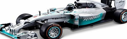 Maisto 1:24 Scale Mercedes AMG Petronas Team 2014 Season Remote Control F1 No description (Barcode EAN = 0090159810827). http://www.comparestoreprices.co.uk/december-2016-week-1/maisto-124-scale-mercedes-amg-petronas-team-2014-season-remote-control-f1.asp